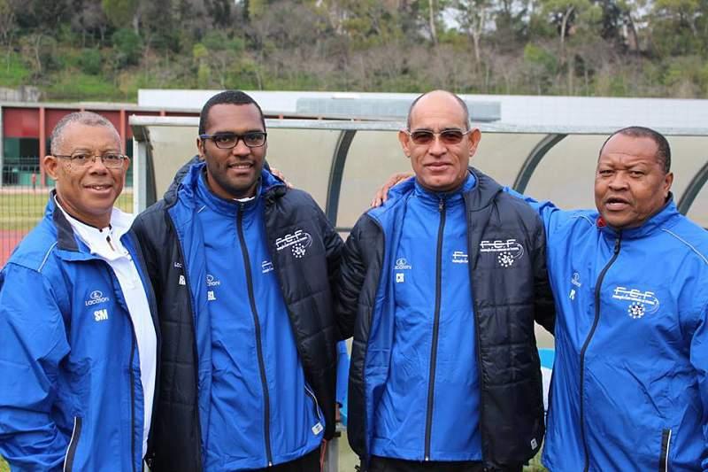 Equipa médica da seleção de Cabo Verde reforçada com fisioterapeuta Rivelino Lopes