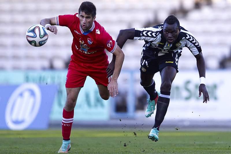 Gil Vicente e Nacional empatam 0-0 em Barcelos