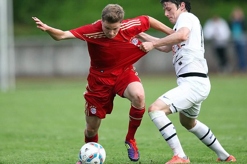 Kevin Friesenbichler formou-se no Bayern Munique