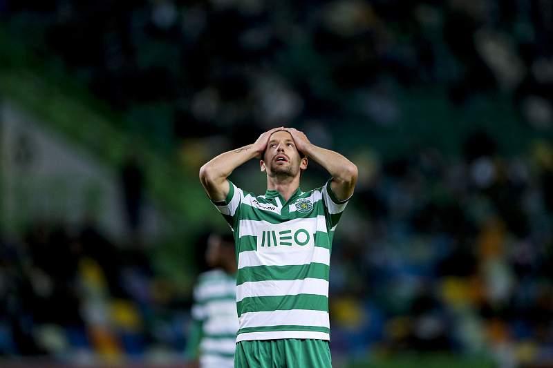 Adrien pode deixar o Sporting