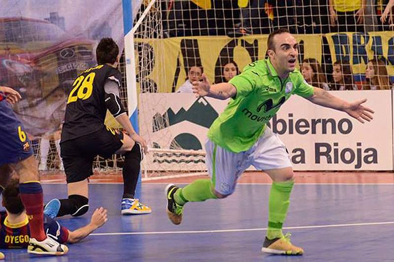 Ricardinho vai defrontar o Benfica na UEEFA Futsal Cup