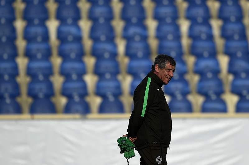 Pizzi e estreantes querem convencer Fernando Santos