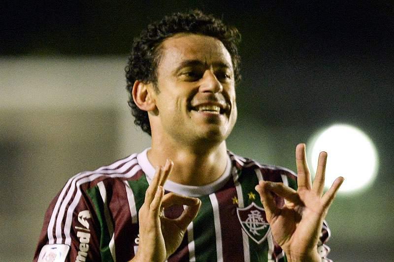 Fred deixa Fluminense