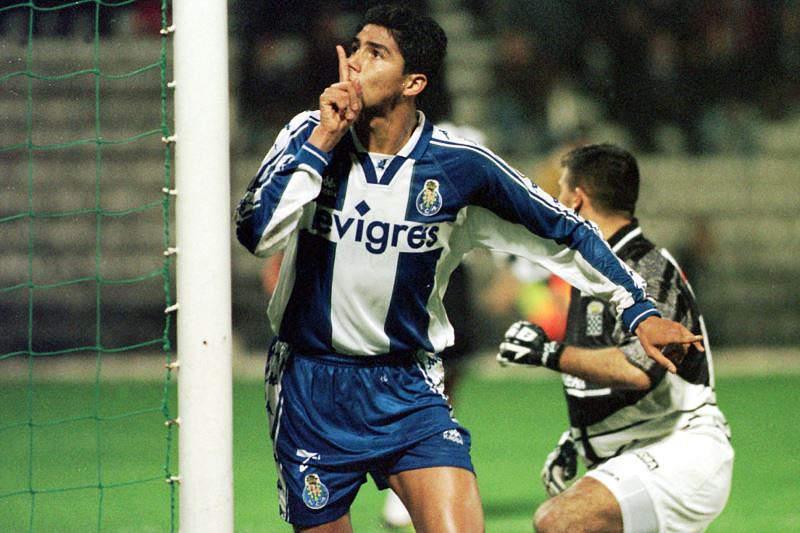 Mário Jardel marcou uma era no futebol português