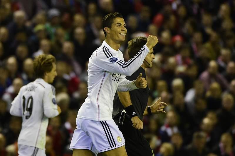 Golo de Ronaldo entre os melhores da Liga 2013/14