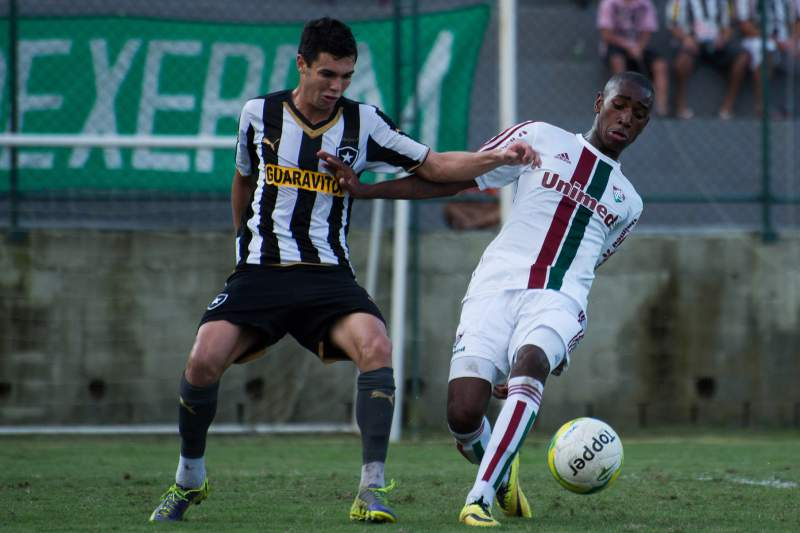 Gerson no Fluminense