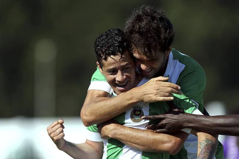 Diego e Tarantini do Rio Ave