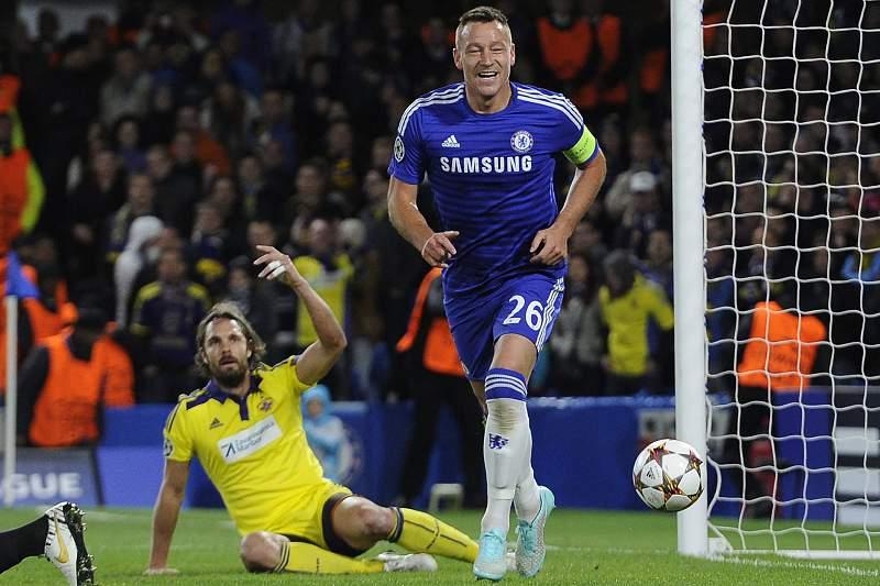 John Terry quer renovar com Chelsea