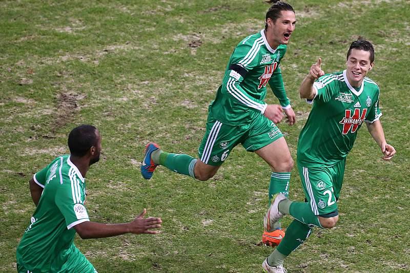 Hamouma marca pelo Saint-Étienne