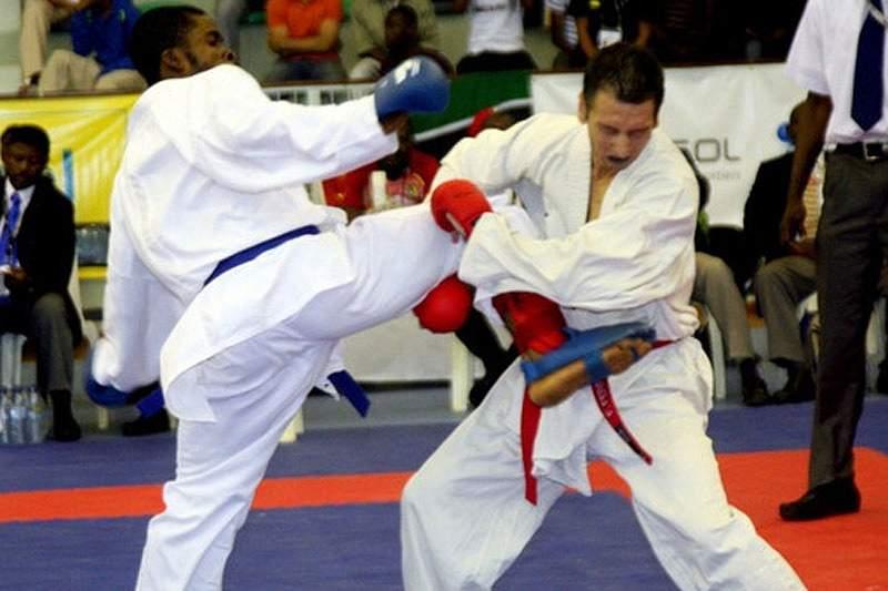Karaté é uma das modalidades com maior crescimento em Angola