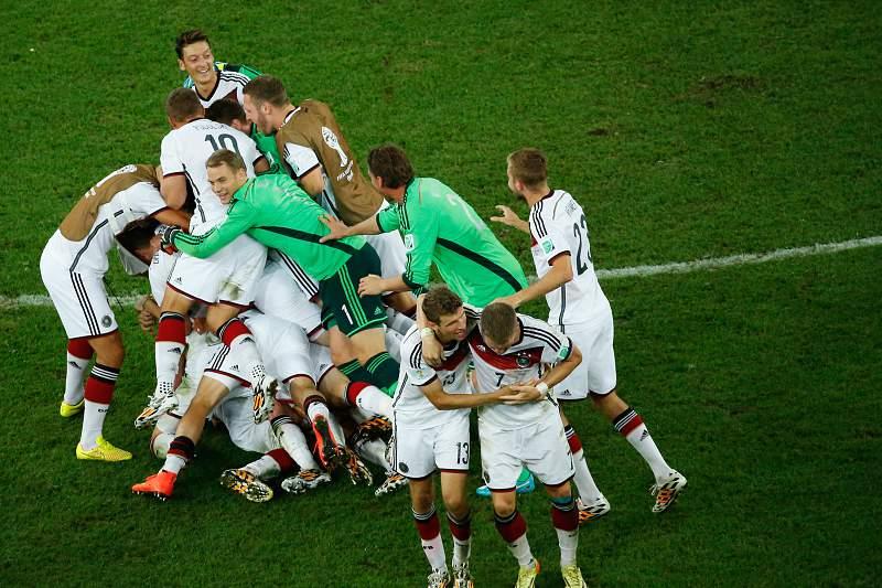Alemanha campeã mundial