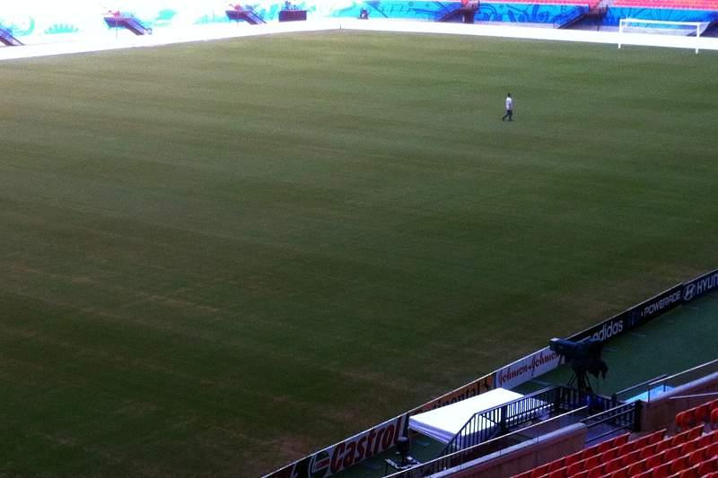 Estádio de Manaus acolhe quatro jogos do Mundial 2014
