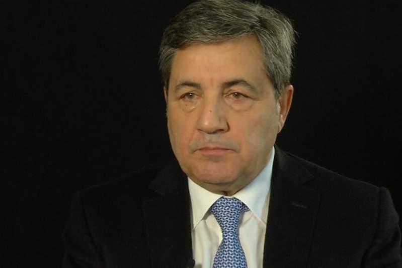Fernando Gomes elogia e apoia candidatura de Figo