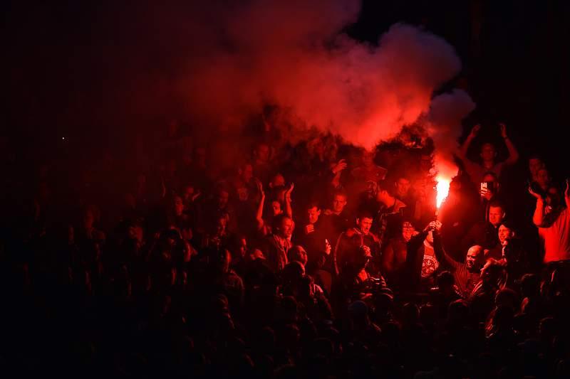 Adeptos do Feyenoord