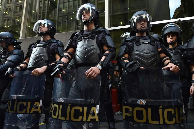 Polícia de São Paulo acusada de agressões verbais
