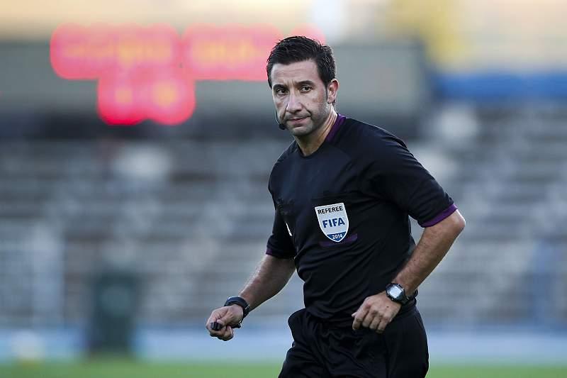 Hugo Miguel, árbitro de futebol