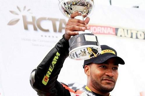 Dimas Mateus vence GP Zé Dú em motos