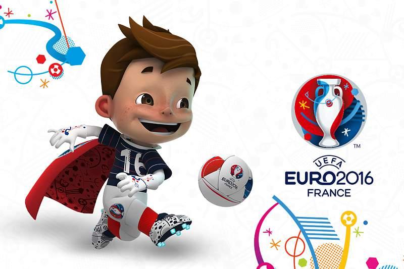 Mascote Euro2016