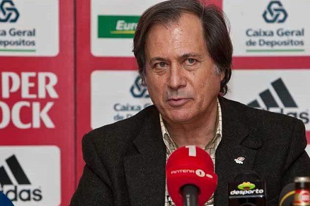 Carlos Amado da Silva é presidente da federação de raguebi