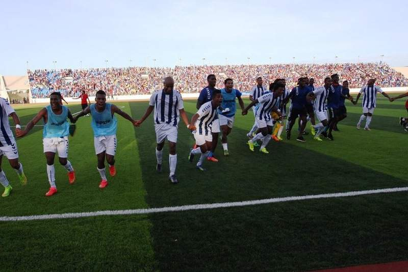 Heldon fez o golo da vitória frente a Moçambique