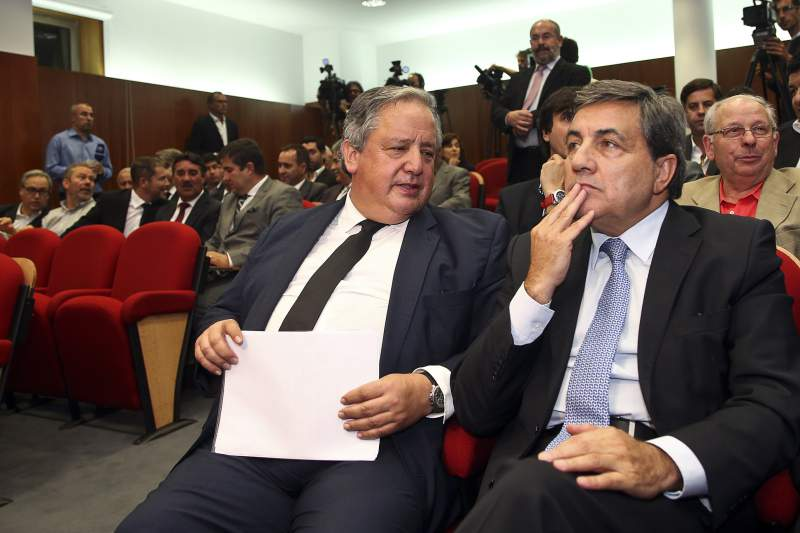 Tomada de posse do novo presidente da Liga Portugal: Lu