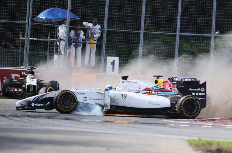 Massa diz que Sergio Perez é