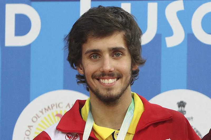 Rui Bragança revalida título europeu em -58kg
