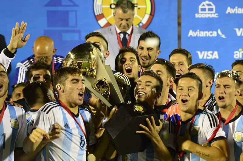 Seleção argentina sub-20