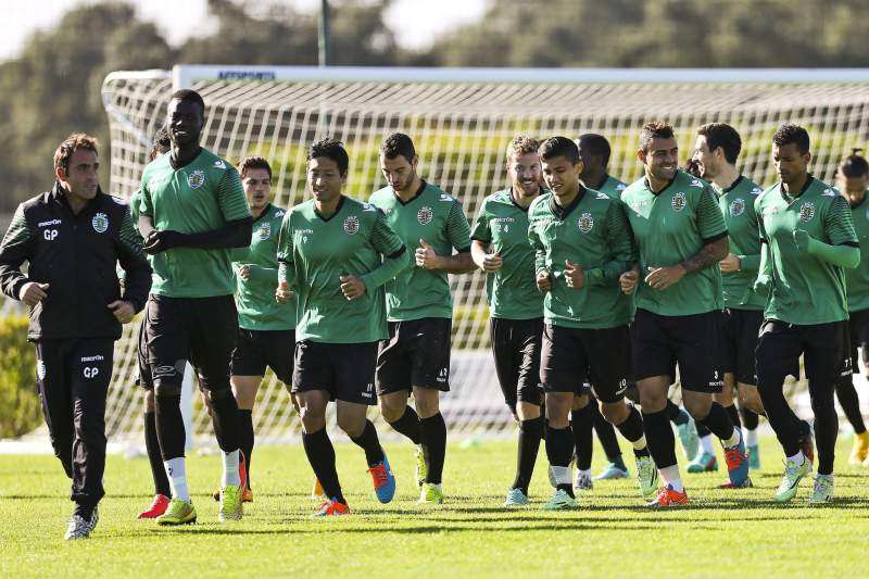 Sporting training session