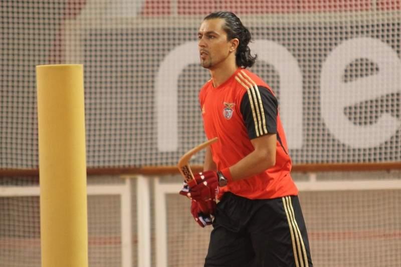 Luís Viana, hoquista do Benfica