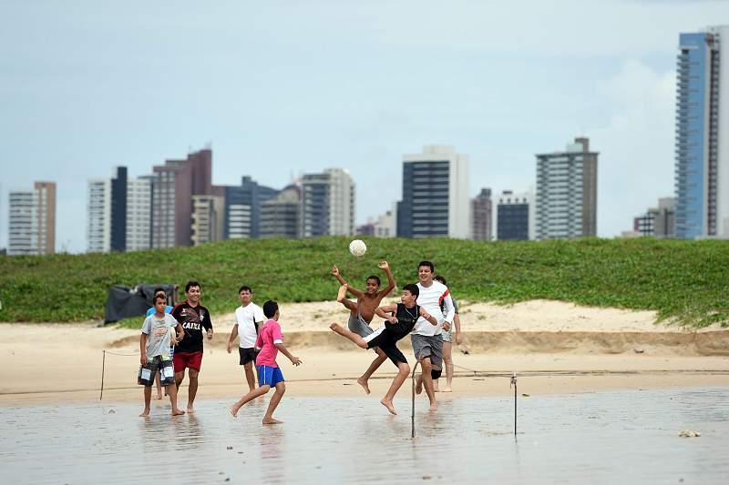 A cidade de Natal recebe quatro jogos do Mundial