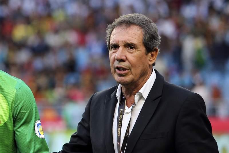 Humberto Coelho defendeu a seleção nacional das críticas