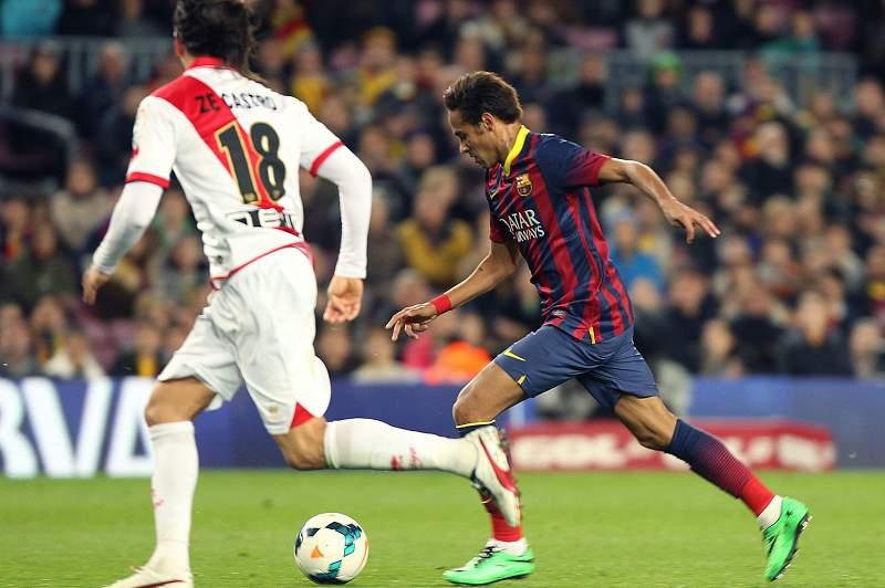 Rayo vs Barcelona