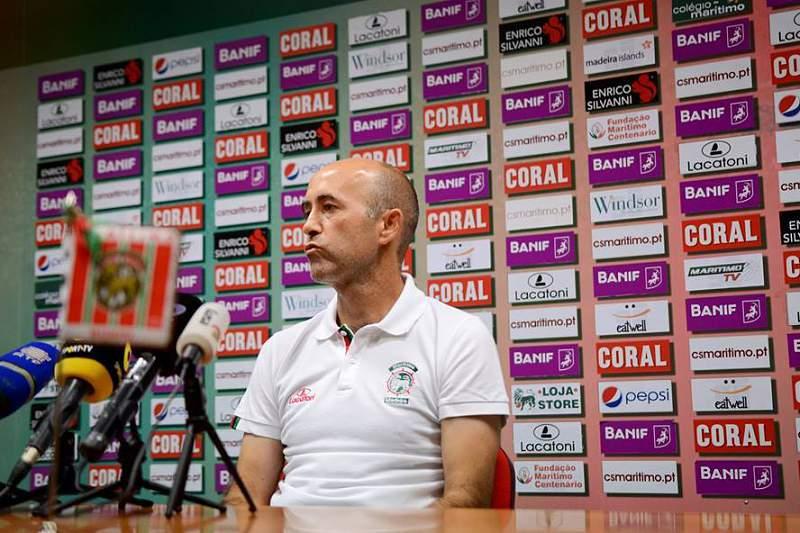 Leonel Pontes é o novo treinador do Marítimo
