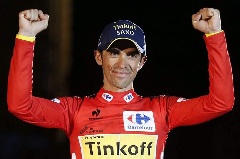 Alberto Contador vence a Volta a Espanha