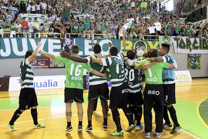 Equipa de Futsal do Sporting