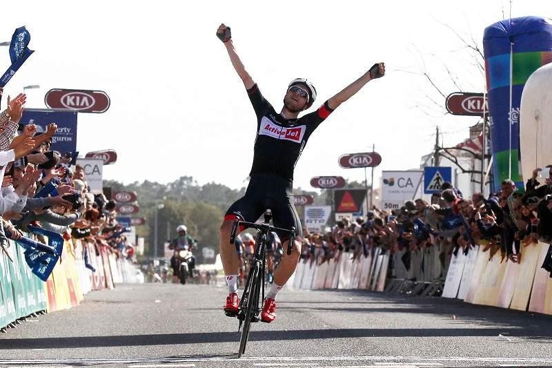Pawel Bernas venceu a 4ª etapa da Volta ao Alentejo