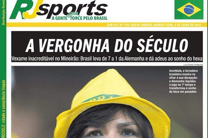 Capa do RJ Sports