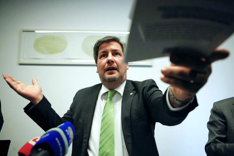 Bruno de Carvalho, presidente do Sporting.