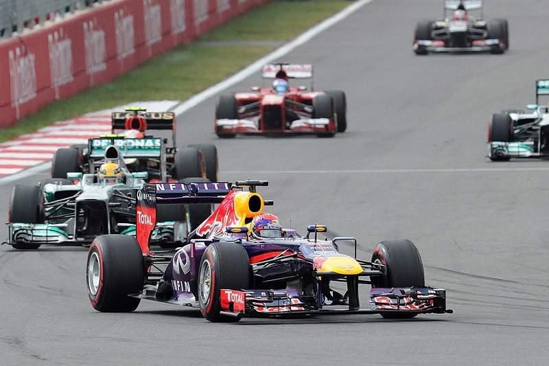 Fórmula 1: Vettel reforça liderança ao vencer na Coreia do Sul