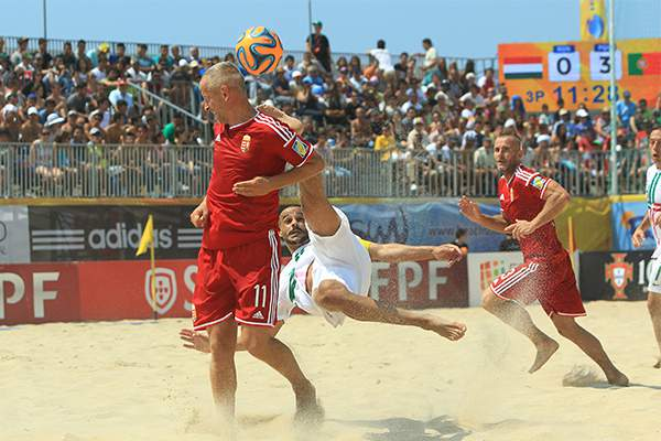 Portugal futebol praia
