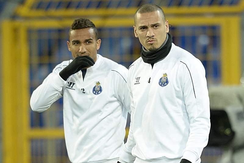 Danilo e Maicon
