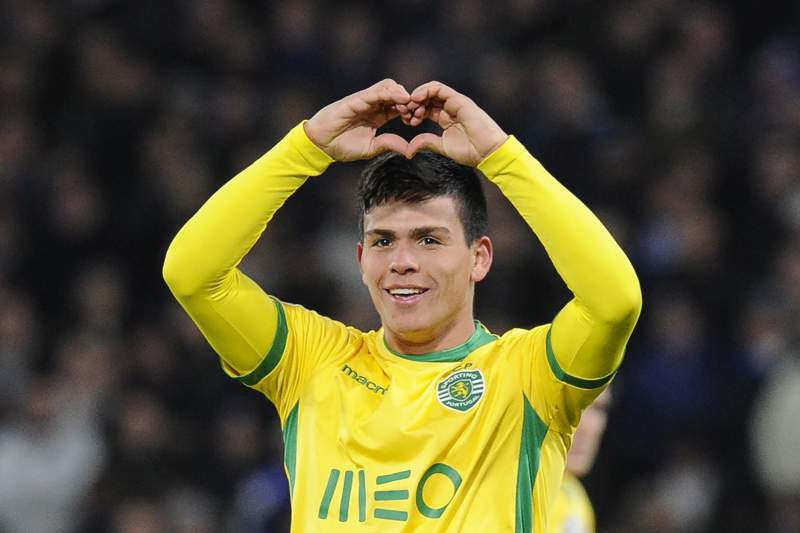 Jonathan Silva, jogador do Sporting
