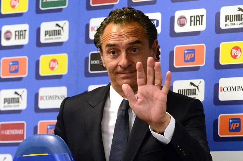 Cesare Prandelli, novo treinador do Galatasaray