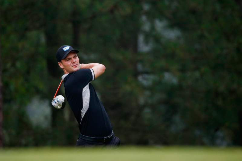 Martin Kaymer lidera US Open