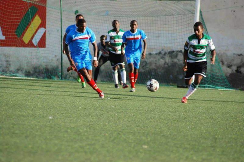 Sporting e Tchadense jogam final da Taça da Praia