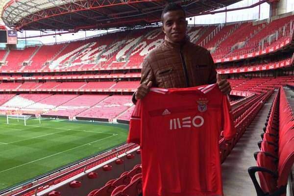 David Moura é reforço do Benfica