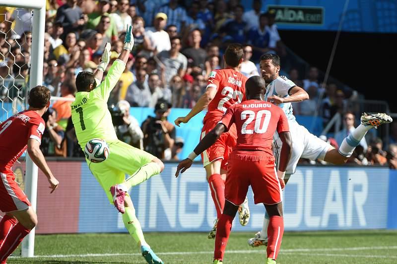 Argentina vence Suíça