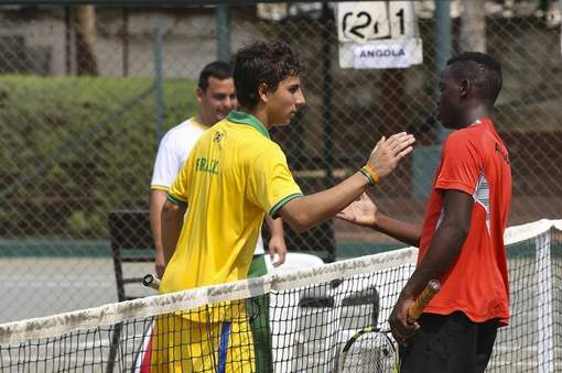 Jogos CPLP: Angola - Brasil