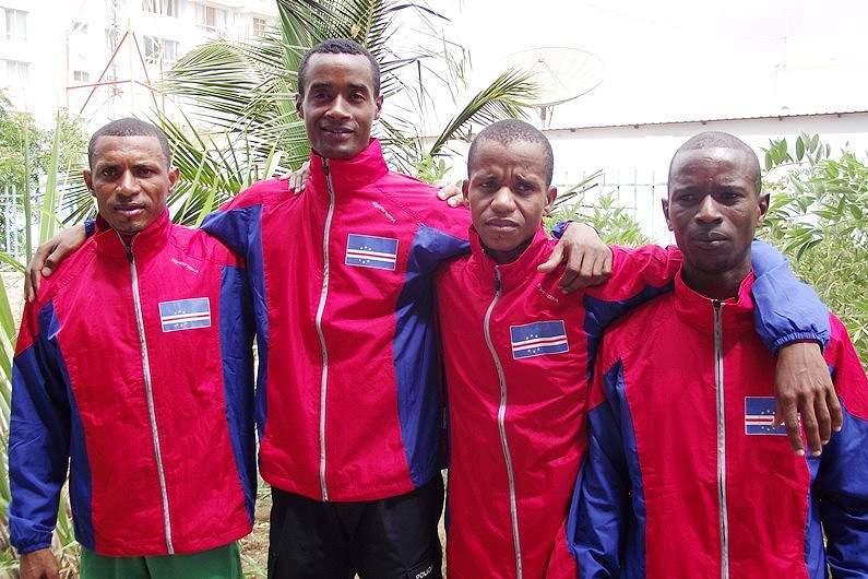 Ultramaratonistas de Cabo Verde